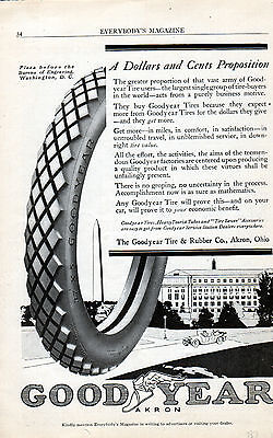 1917 Goodyear Tires ad -787