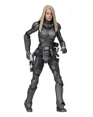 "Valerian and the City of a Thousand Planets - 7"" Scale Figure - Laureline - NECA"