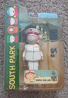 South Park Nurse Gollum Mezco Series 6 Rare Six Brand New