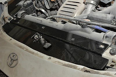 Toyota Celica 1993-1999 ST205 GT-four real carbon cooling panel C-ONE style