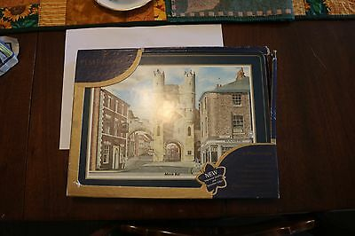 Vintage Pimpernel Placements with Original Box signed by David Lee