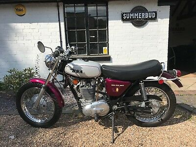BSA B50 SS Gold Star 500 SS 1972  Ride or Restore Barn Find Restoration Project