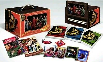 Land of the Giants - Rare OOP Limited Edition Wood Box Set! Complete Series!