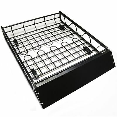 Universal Roof Rack Cargo Roof Top Luggage Carrier roof Basket
