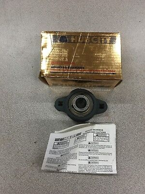 New In Box Hub City 2-Bolt Flange Bearing Fb110X5/8
