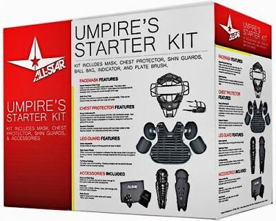 All-Star Complete Baseball/Softball Umpire Starter Kit