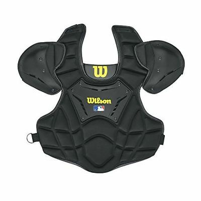 Wilson Guardian Umpire's Chest Protector, 11-Inch,Black