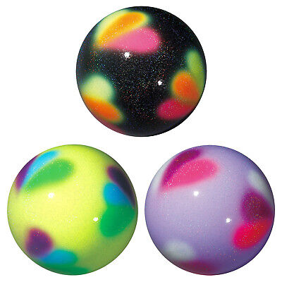 SASAKI Rhythmic Gymnastics Ball Stardust 3color M-206 /FIG Certified Product