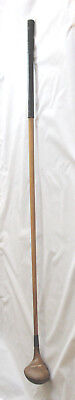 Vintage/Antique Aberdeen Wood Shafted Golf Club, Driver