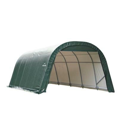 Brand new in box 12x20x8 Green shelterlogic Replacement cover