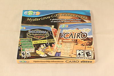 Mysterious City Cairo PC Game