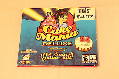 Cake Mania Deluxe PC Game