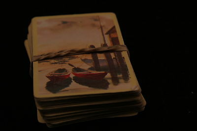 Standard Playing Cards , Boat Picture