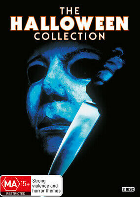 Halloween: The Collection DVD R4