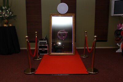 Mirror Me Booth Hire - 3 Hours