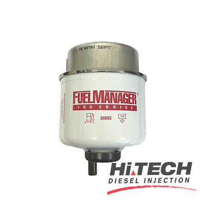 Fuel Manager Replacement Diesel Water Separator Filter Element 2 Micron 36693