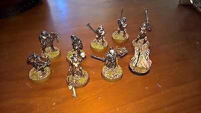 games workshop lord of the rings warhammer 40k