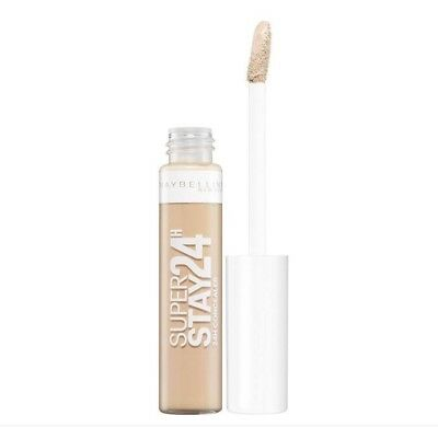 "Maybelline ~ Super Stay 24Hr Longwear Concealer ~ ""#02 Light"" ~New/sealed ~"