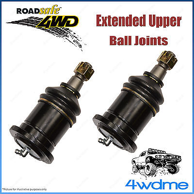 Mitsubishi Pajero NM NP NS NT 4WD Roadsafe Extended Upper Ball Joints