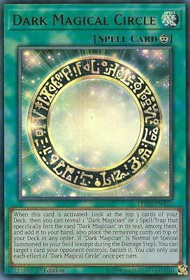 ( DARK MAGICAL CIRCLE ) - Ultra Rare - LEDD-ENA15 - 1st - NM - Yu-Gi-Oh