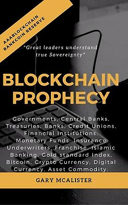 Blockchain Prophecy - Paperback 274 pages - Also on Amazon for intl clients