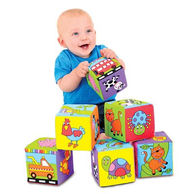 Galt Toys Baby Soft Blocks