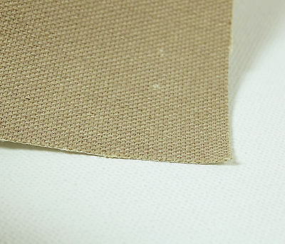 Picasso Acid-Free Linen Natural Cotton Canvas 10OZ , 5 Mtr Roll-Width Available