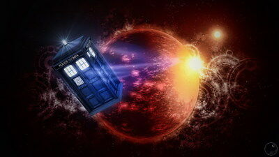 """194 Doctor Who - BBC Space Travel Season 8 Hot TV Show 24""""x14"""" Poster"""