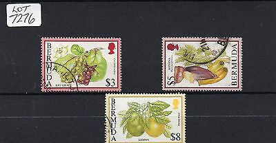 Bermuda High Value Used Stamps