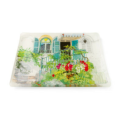 NEW Gien Paris a Giverny Small Acrylic Serving Tray