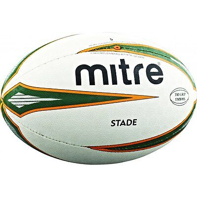 Mitre Stade Match Rugby Ball. Size 3-4 & 5 Available