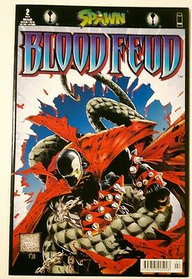 Spawn Blood Feud  # 2 /   Ungelesen
