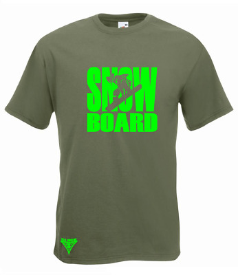Snowboard T 'Shirts and Hoodys.