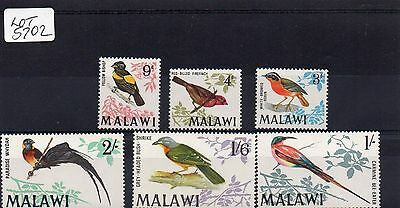 Malawi Bird Stamps U/mint