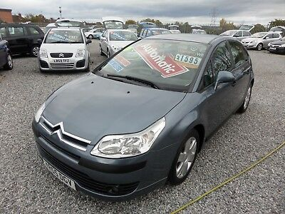 2005 Citroen C4 Sx,rare Automatic,only 59K,full History,2 Owners,superb