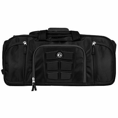 6 Pack Fitness Beast Meal Management Duffel Bag - Stealth