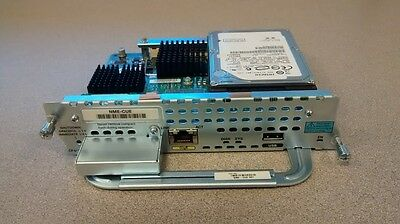 CISCO NME-CUE ENHANCED UNITY EXPRESS VOICEMAIL MODULE w 80GB HD