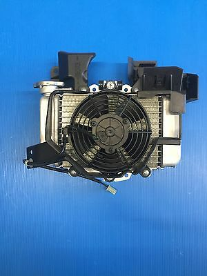 water complete radiator with fan sh 125 150 year 2005 to 2012 new