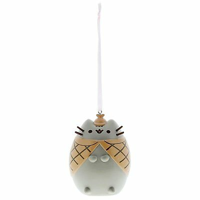 Department 56 4058304 Pusheen Detective Hanging Ornament