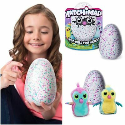 NEW Hatchimals Hatching Eggs Interactive Toys For Kids Girls Pengualas Creative