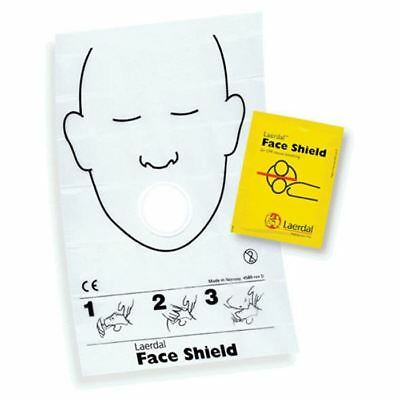 Laerdal CPR Protection Face Shield (Pack of 10)