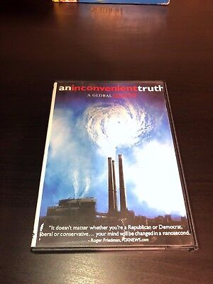 An Inconvenient Truth DVD - Free Shipping -