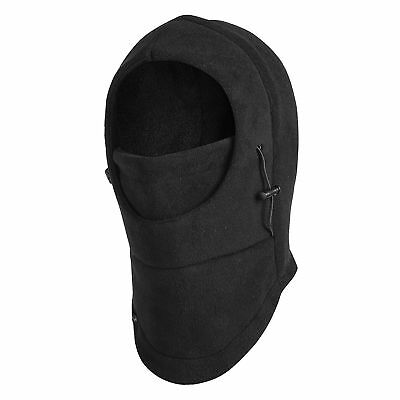 Fleece Windproof Ski Face Mask Balaclavas Hood Warm Hat for Motorcycle Snowboard