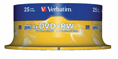 Verbatim DVD 4.7 GB 25 Pieces