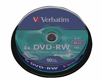 Verbatim DVD 4.7 GB 10 Pieces