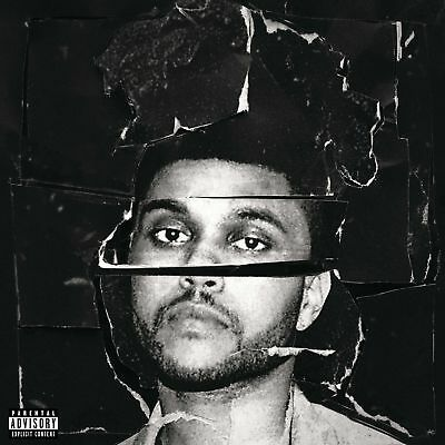 The Weeknd Beauty Behind The Madness Double Vinyl Lp Sealed
