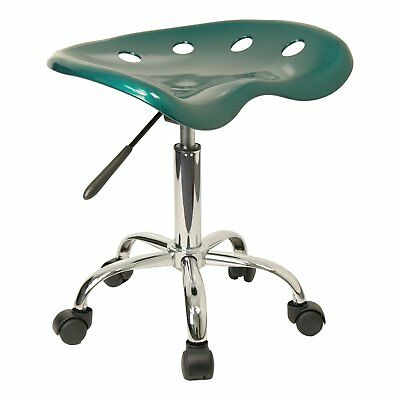 Flash Furniture Tractor Seat Stool LF-214A-GREEN-GG Vibrant Green