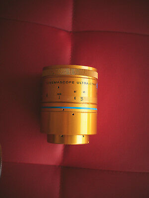 + ISCO ULTRA STAR 2x anamorphic lens - Sharper than KOWA 8Z/16H Bell & Howell +