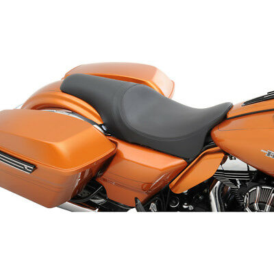 Drag Specialties Smooth Predator Seat for 2008-2017 Harley Touring Models