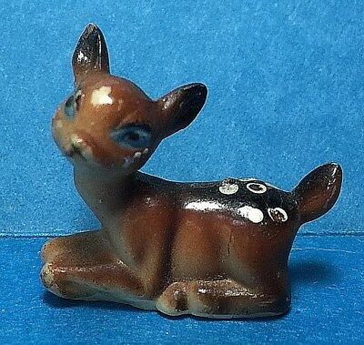 Vintage Small Ceramic Fawn/ Doe/Deer Figurine /Figure #76